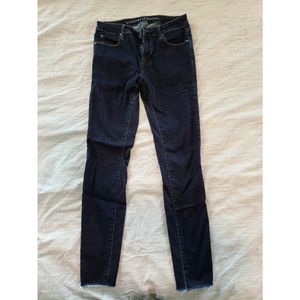 Articles of Society dark wash skinny jeans